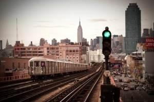 нью йорк поїзд