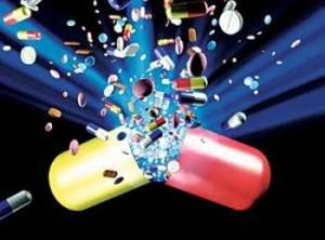 таблетка з наночастинками