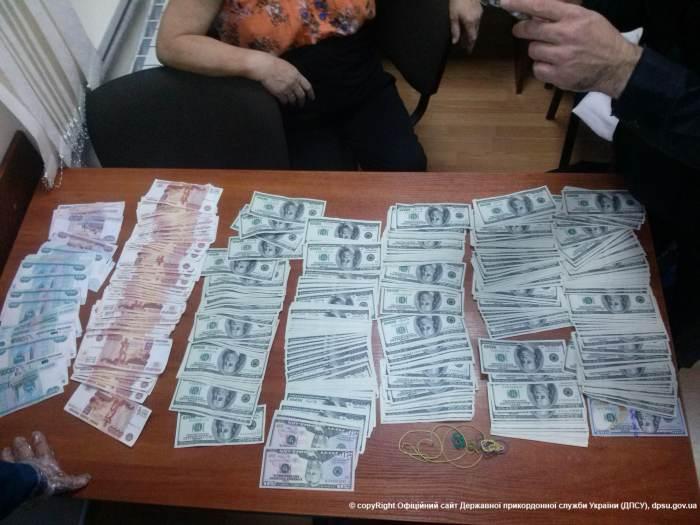 долари і рублі