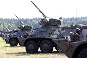 військова техніка ато