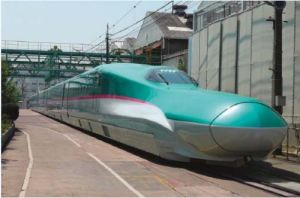 поїзд E5 Hayabusa