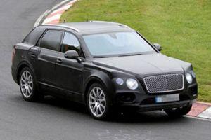 Bentley позашляховик
