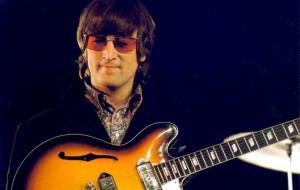 Джон Леннон - Gretsh 6120