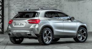 Mercedes-Benz кросовер