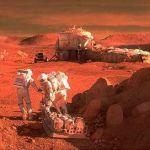 космічна місія на марс