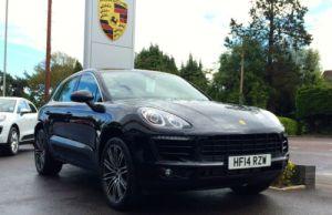 Porsche Macan S disel
