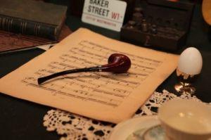 виставка Шерлок Холмс