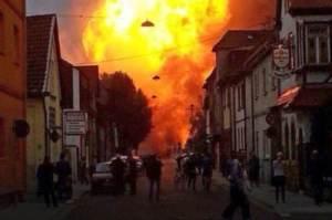 вибух газу Людвігсхафен
