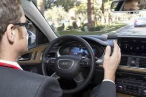 Audi автопілот