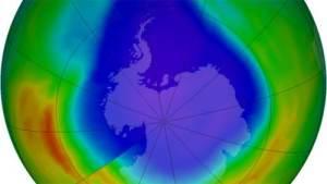 анарктида озонова діра