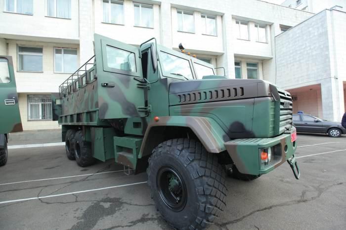Raptor - АРС - КрАЗ