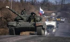 російська техніка донбас