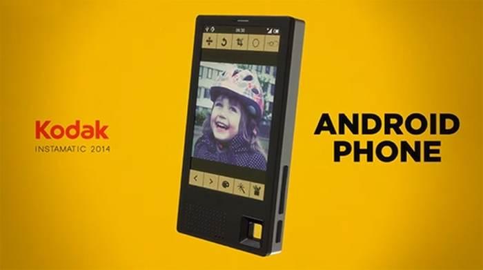 kodak android phone