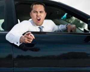 Агресивний водій