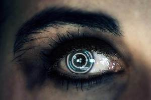 електоніка контактні лінзи