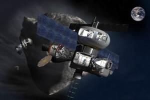 висадка на астероїд