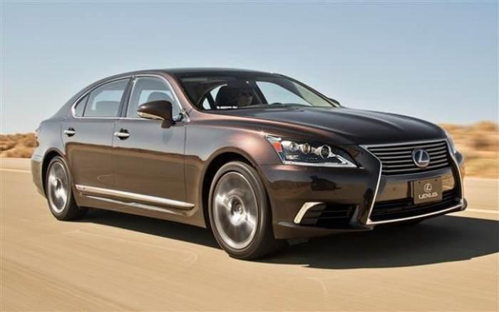 Lexus LS FCV
