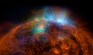 Знімок Сонця