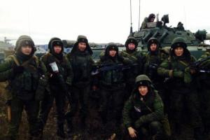 Буряти в Алчевську