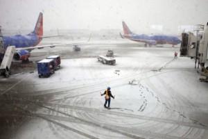 Скасування авіарейсів в США