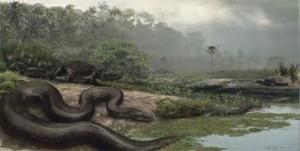 доісторичні змії
