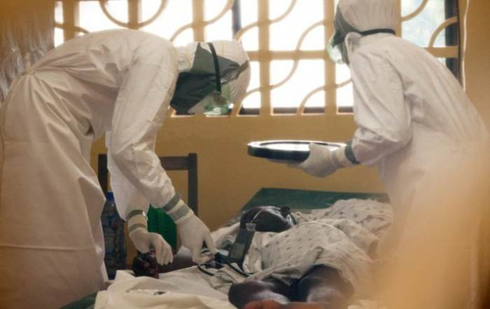 епідемія ебола