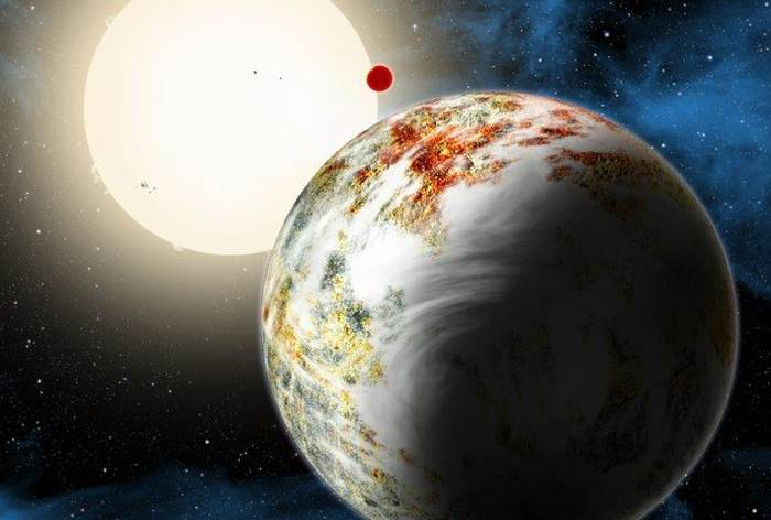 планета Kepler-432b