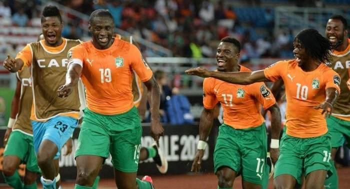 Кот-д'Івуар - ДР Конго футбол