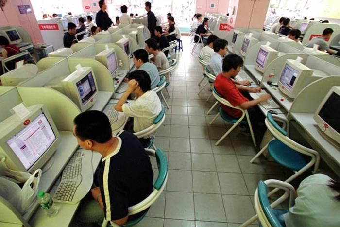китайці інтернет