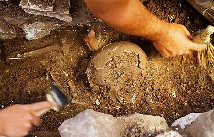 розкопки гробниць