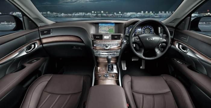 Nissan Fuga 2015