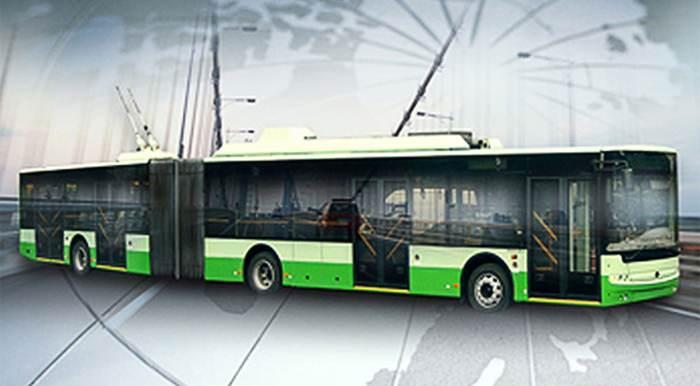 тролейбус богдан Т 90110