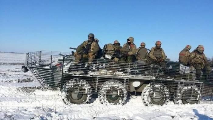 українські військові ато