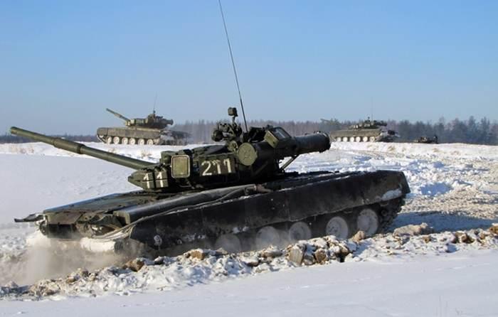 ато танки терористів