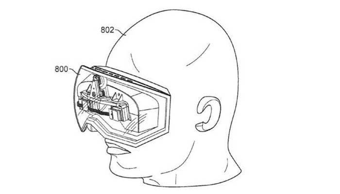 окуляри віртуальної реальності Apple