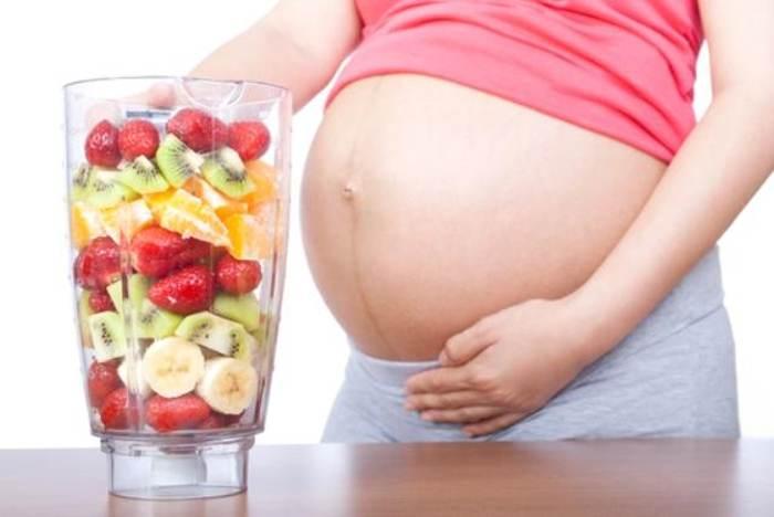 вагітність іжа