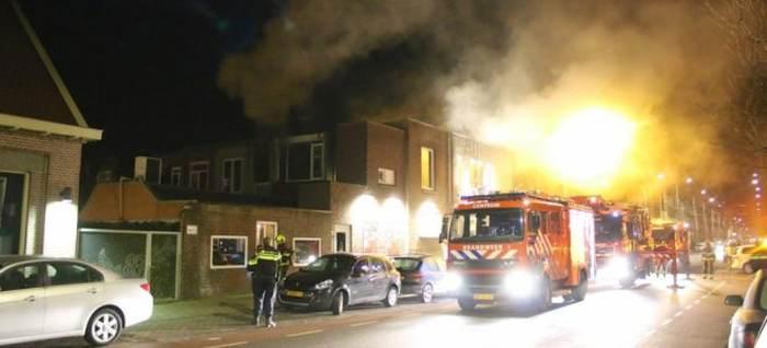 пожежа нідерланди