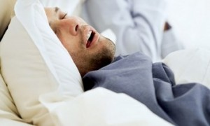 зупинка дихання уві сні