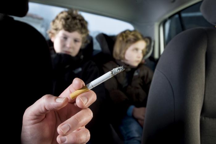 діти курців