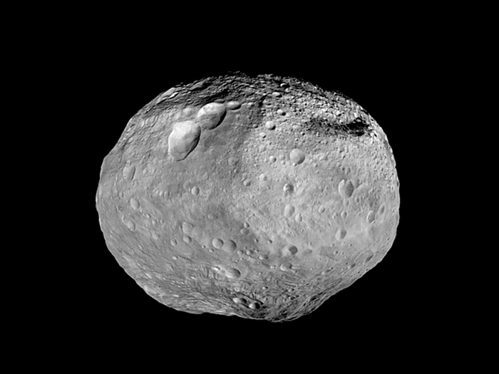 астероїд веста