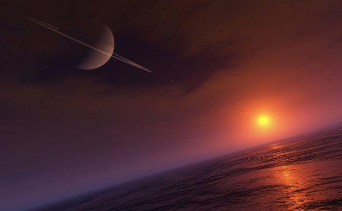 атмосфера титану