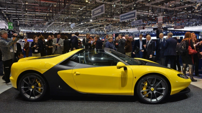 Ferrari Sergio 2015