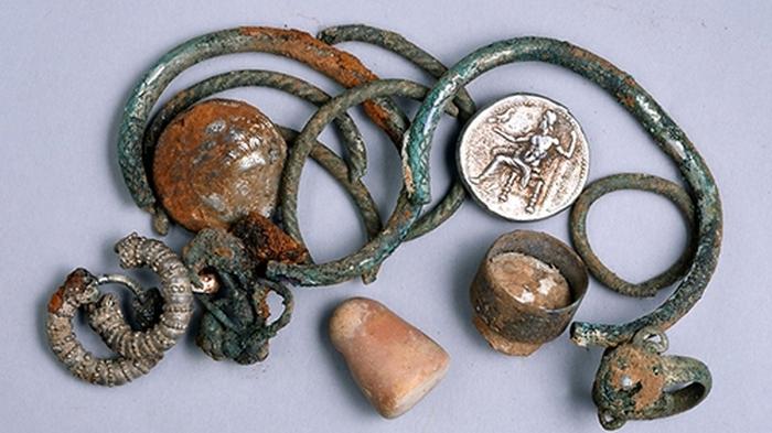 скарб часів македонського