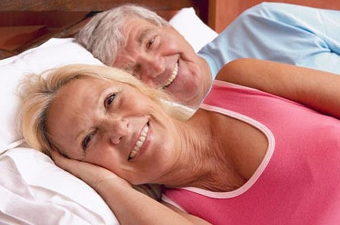 літні люди секс