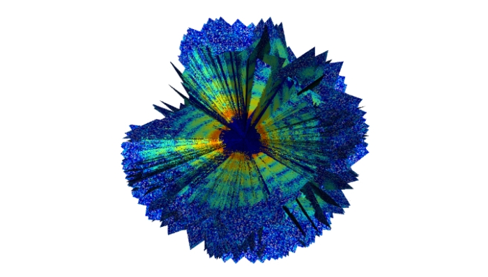 3d знімок мімівіруса