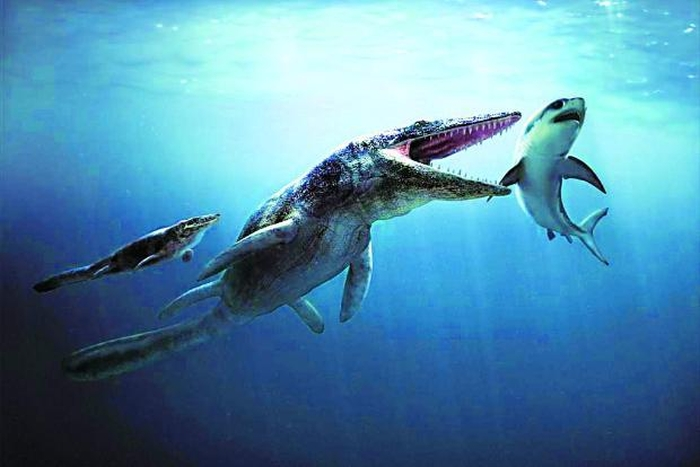 мезозаври