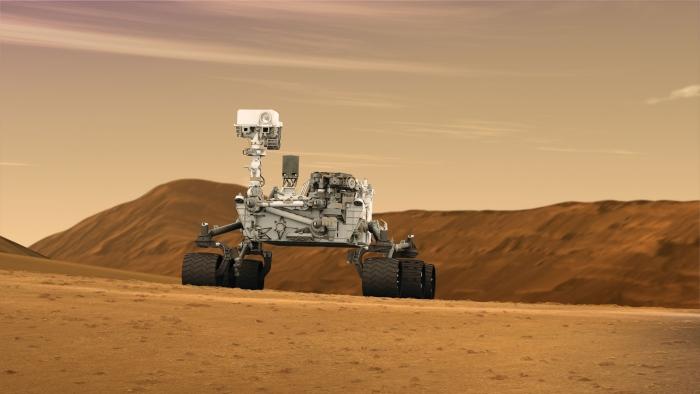 метеорологічна станція Curiosity