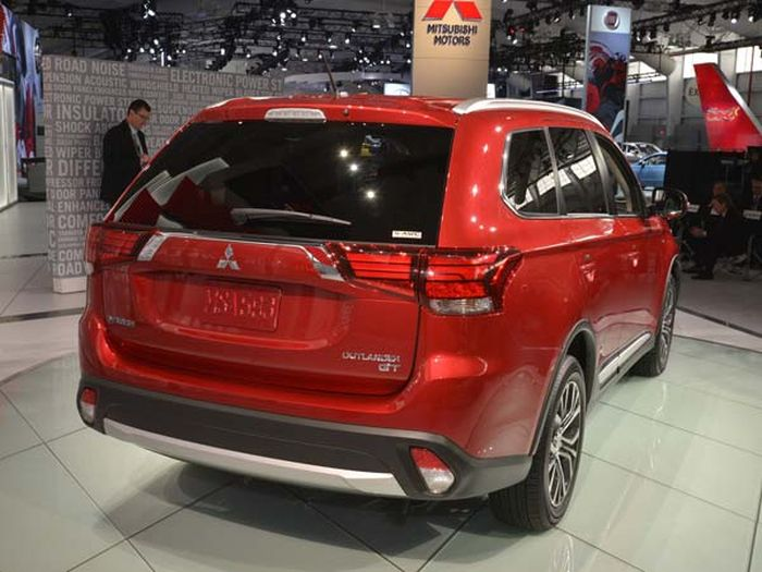 Mitsubishi Outlander Dynamic Shield