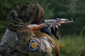 батальйон МВС Золоті ворота