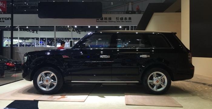 Hongqi P504
